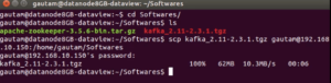 Kafka multi-node