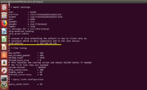 MySQL-cnf